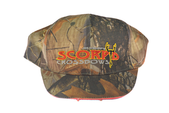 Scorpyd Lighted Short Bream Hat