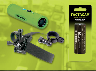 Tactacam Fish-I Package